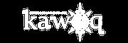 Kawoq ❂ Conscious Living School Logo